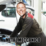 Metal Meccanico, Metallica, James Hetfield, calambuh