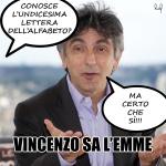 Vincenzo sa l'emme, Vincenzo Salemme, calambuh