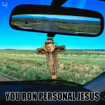 You Ron personal Jesus, Ron, calambuh